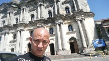 I'm always amazed to visit old churches...