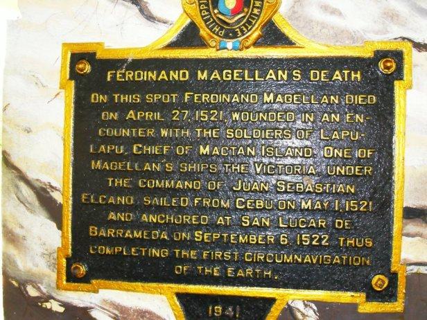 magellan death
