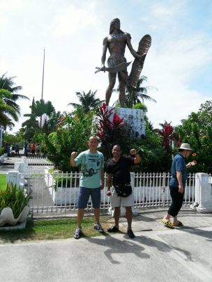 Shrine Lapu