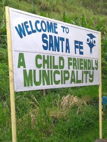 santa fe welcome