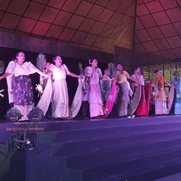 Traditional Dance with Kundiman music