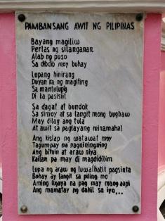 In Filipino...