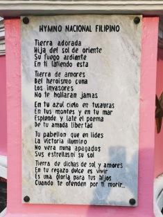 In Spanish...